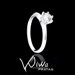 Anel Prata 925 P/combinar Com Pulseira Life Vivara E Pandora