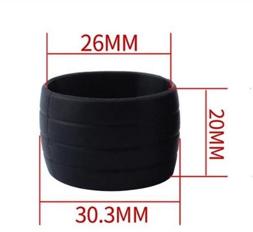 anel  acabamento fixação fita de guidão bike speed preto.