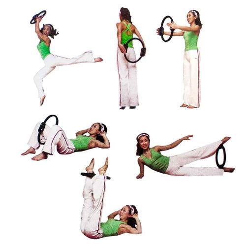 anel arco pilates yoga flexivel fitness treino ginástica