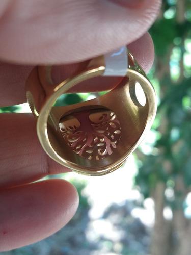 anel árvore da vida aro 22