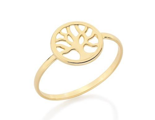 anel árvore da vida rommanel 512092