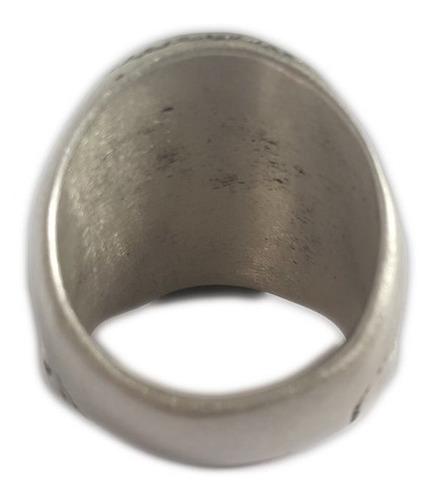 anel caveira keith richards versão 2018 em prata maciça