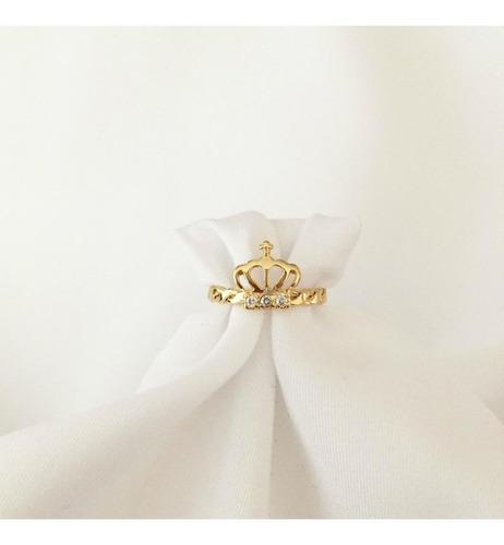 anel coroa strass - an_039
