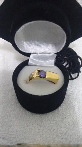 anel de formatura em ouro 18k 750 com garantia permanente