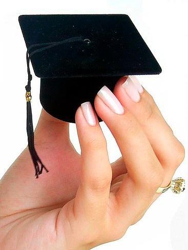 anel de formatura feminino em ouro 18k qualquer curso