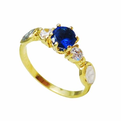 anel de formatura ouro 18k feminino símbolos oficiais 7-35