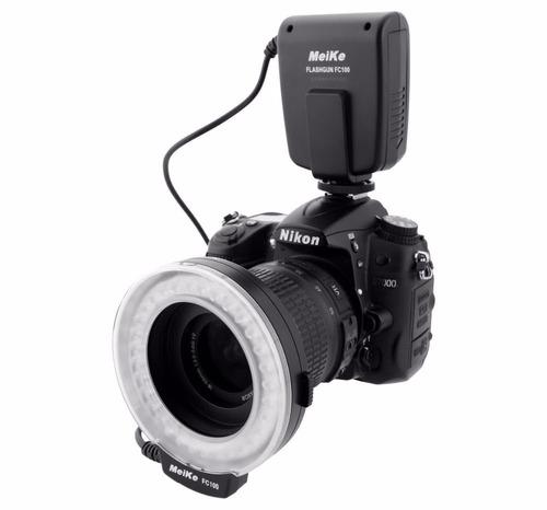 Ring Camera Light Youtube: Anel De Luz P/ Youtube Ring Light Câmera Dslr Universal