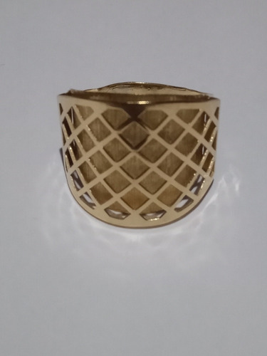 anel de ouro 18 k