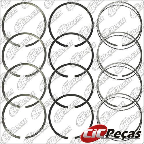 anel de pistão std ducato/ boxer/ jumper 2.8 td 8v (98/09)