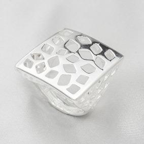0fc485a61 Espelho Caveira Prateada - Anéis com o melhor preço no Mercado Livre ...