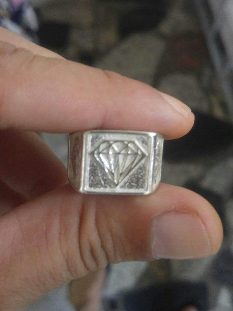 38a1626b94 anel de prata legitima 925 dedeira diamante masculino brinde. Carregando  zoom.