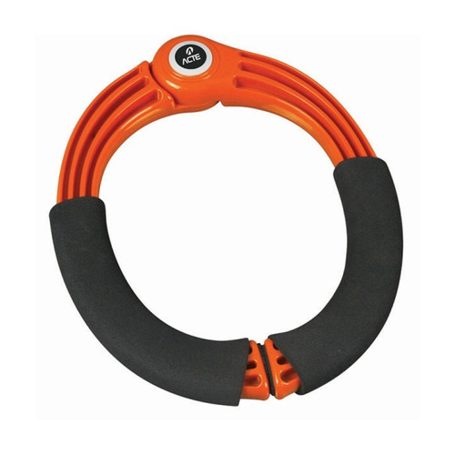 anel de resistência pro t59 acte preto e laranja