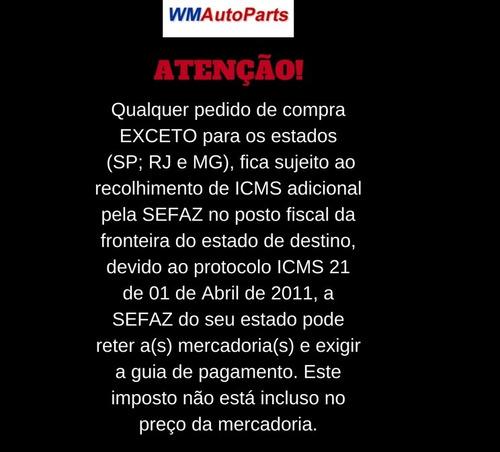anel de segmento k2500 crdi 16v 2013 2014 2015 12x s/ juros
