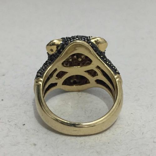 anel em ouro 18k / joia feminina / luxo presente