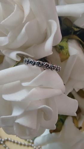 anel em prata