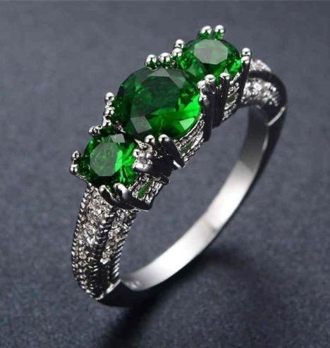 Fanalis B. Ria Anel-esmeralda-verde-legitima-pedra-e-prata-promoco-S_652580-MLB26709196460_012018-F