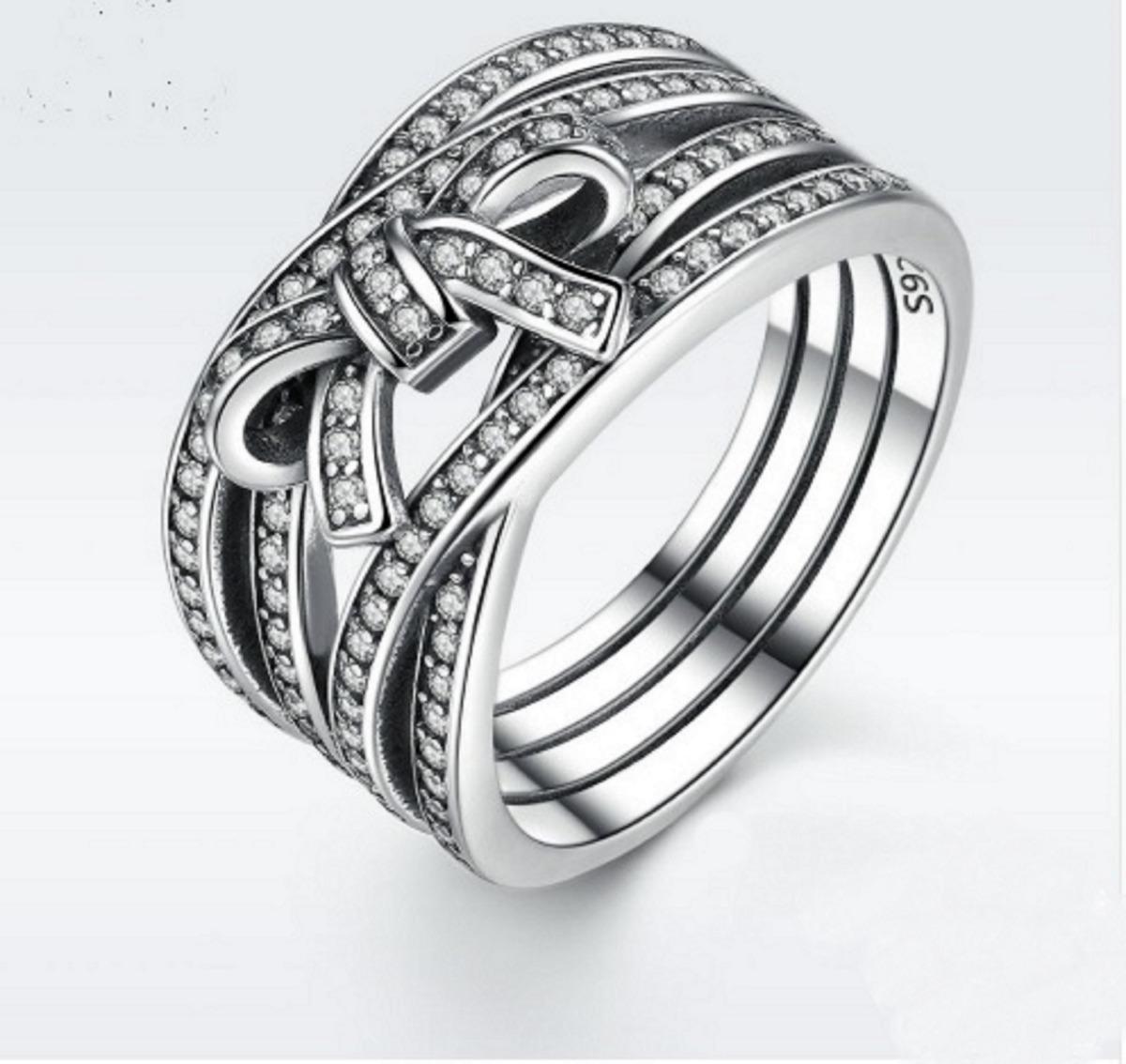 be718b923ce70 anel estilo pandora prata 925 modelo delicados sentimentos. Carregando zoom.