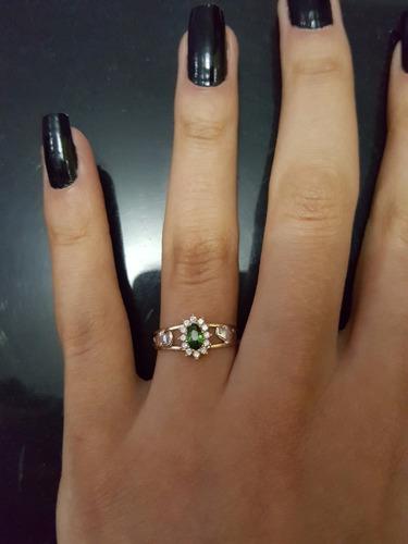 anel formatura feminino ouro