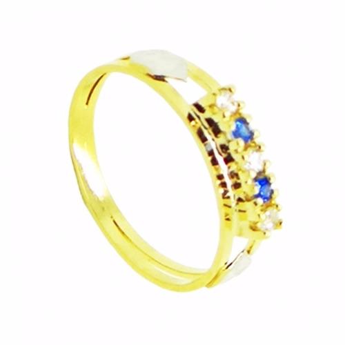 anel formatura ouro feminino