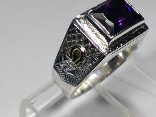 anel formatura prata ouro