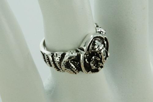 anel ganesha feminino bali  (l) prata 925