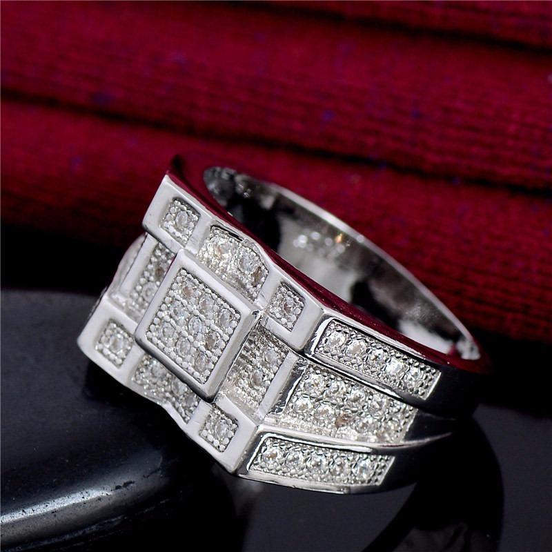 3de15655465 anel inox cravejado maçonaria moto zirconia hip hop lxbr a92. Carregando  zoom.