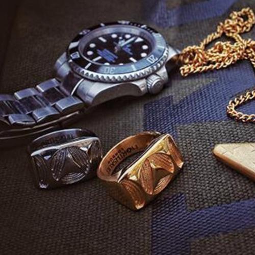 anel inox ouro illuminati maçonaria olho 18k punk lxbr a68