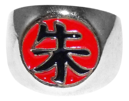 anel itachi uchiha akatsuki naruto shippuden
