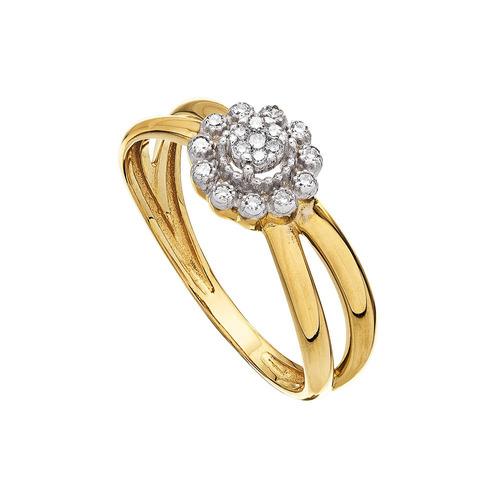 anel lulean em ouro 18k com pedras naturais.
