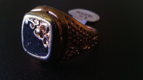 anel masculino