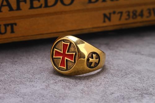 anel masculino aço