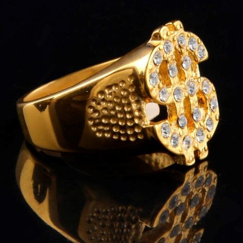 anel masculino ouro