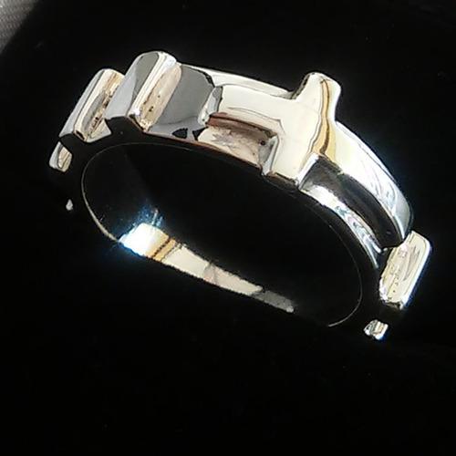 anel masculino terço  prata 925 anel religioso frete gratis