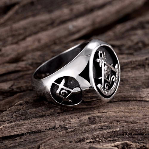 anel  masson masculino - lançamento pronta entrega