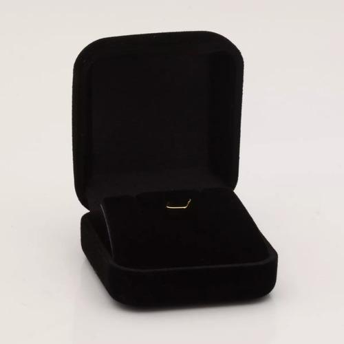 anel meia aliança ouro 18k com rubi, brilhante e esmeralda