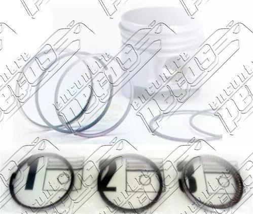 anel nas medidas 0.83mm - 1.2-1.2-3.0 p/ chrysler neon 98