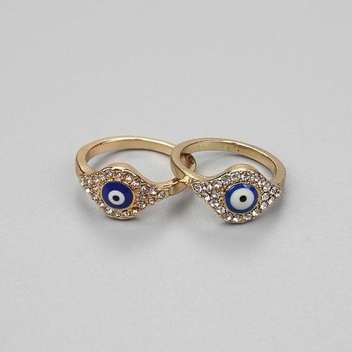 anel olho grego