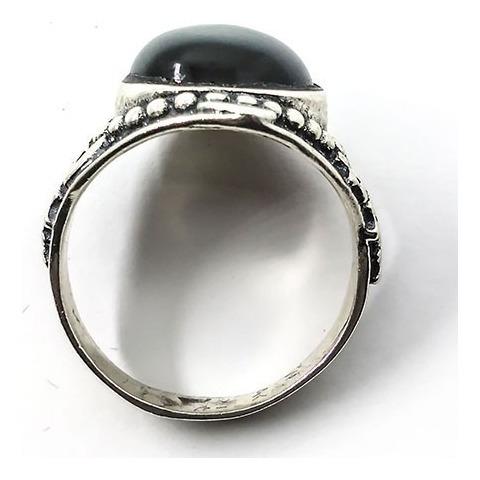 anel onix redondo - id 3601