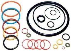 anel oring vedações o-ring silicone viton nitrilica epdm