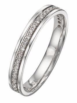 anel ouro 18k com diamantes mod. cj1278