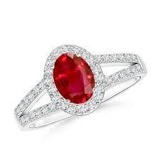 anel ouro 18k com rubi e diamantes mod. cj1410