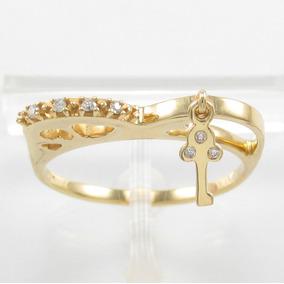 9f55f3d0a13a7 2378 Pingente De Pinguim Com 7 Pedras De Diamantes De Ouro - Joias e ...