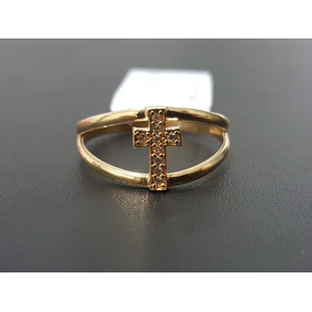 ea6b5ab419261 Crucifixo Com Pedra Zirconia 280 - Joias e Relógios no Mercado Livre ...