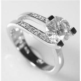 ad227af602881 Anel Solitario Diamante 20 Pontos - Joias e Bijuterias no Mercado ...