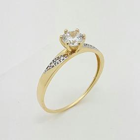 d10664102ae5c Anel Noivado Tiffany - Anéis em Brasília com o melhor preço no ...