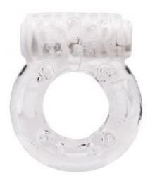 anel peniano com vibro - estimulador de clitores