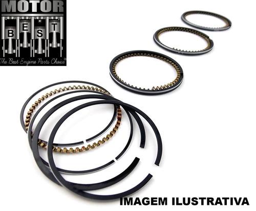 anel pistão palio 1.8 16v flex etorq 12 c334670 std