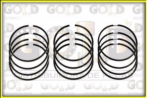 anel pistão standard (2 x 2 x 3 mm)h100  (d4ba/ d4bb)