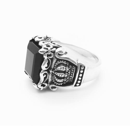 anel prata templario