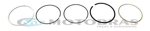 anel segmento cb 600 hornet (2008-14) std - rik - 10628